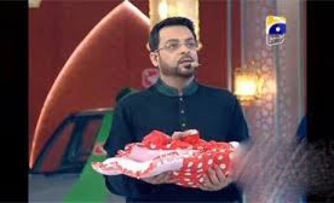 Babies given away live on air in Pakistani show