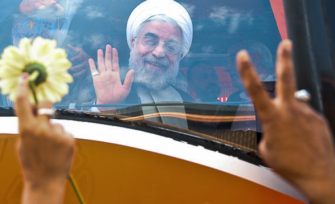 US sends sanctions message to Rouhani