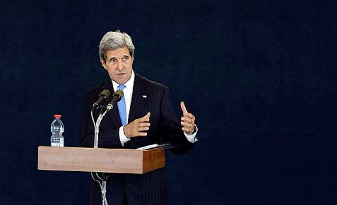 Kerry: U.S. is evaluating role in Middle East peace talks- UPDATED