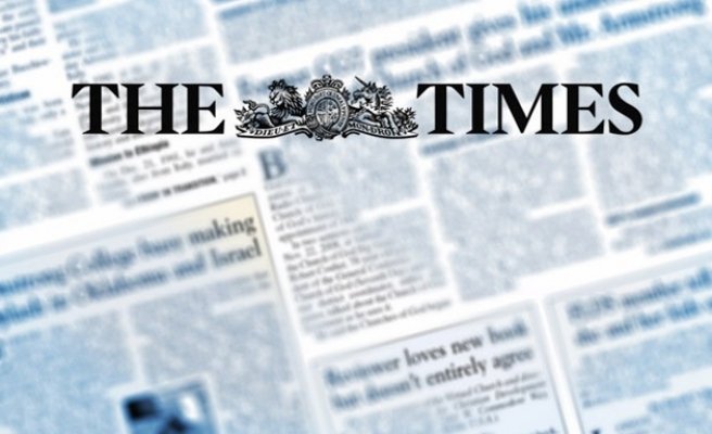 Turkish group issues counter-declaration against The Times letter