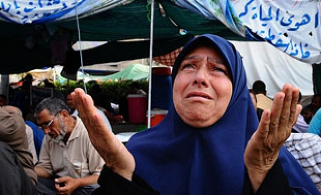 Rabaa sit-in organizers say foiled attempt to 'kidnap' leaders