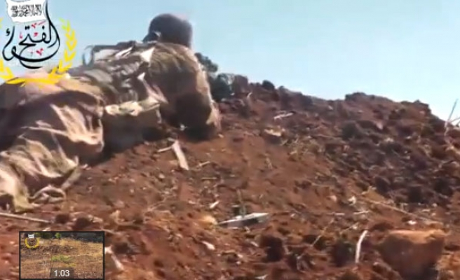 Capture of Minnig military airport in Aleppo- VIDEO
