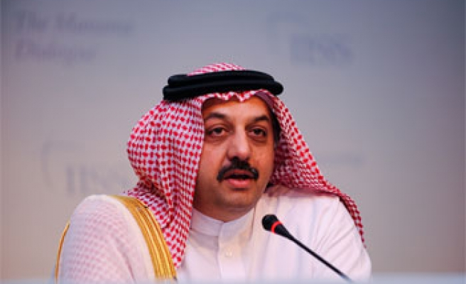 Qatar says no differences with Saudi over Syria