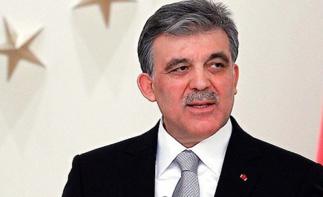 Turkish president specifies proposals to resolve Egyptian crisis