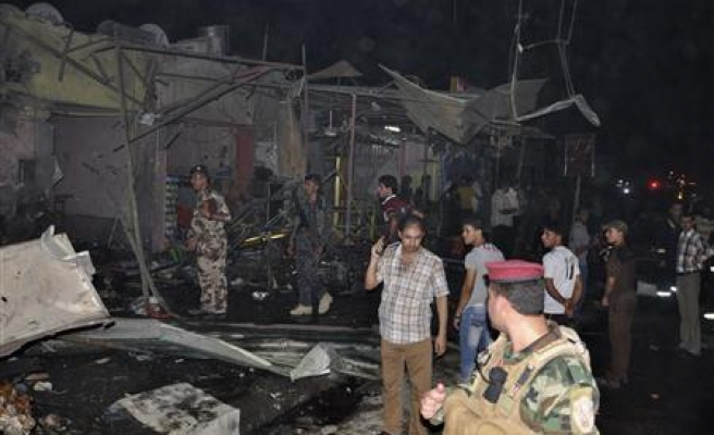 42 killed in Baghdad explosions