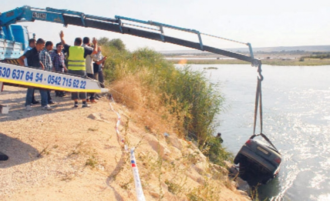 7 bodies of Syrian citizens found in river in eastern Turkey