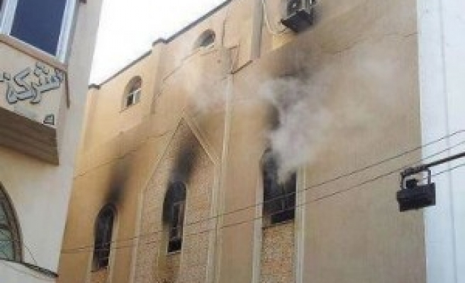 Unidentified assailants attack 13 churches in Egypt