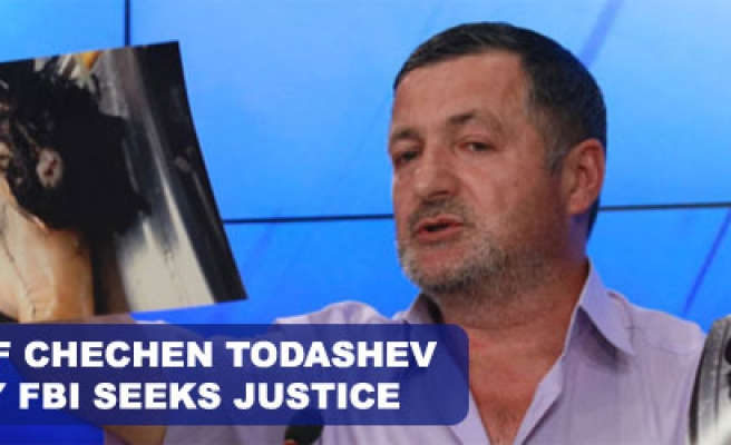 Father of Chechen Todashev shot by FBI seeks justice
