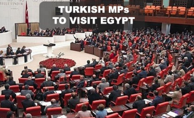 Turkish MPs to visit Egypt