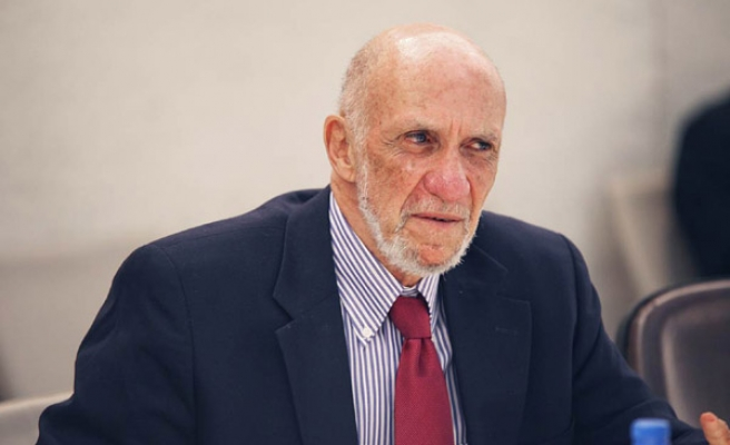 Richard Falk: Situation in Gaza is almost catastrophic