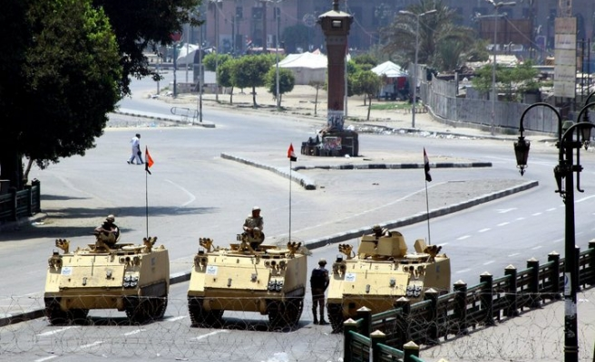 British military restores exporting licenses to Egypt