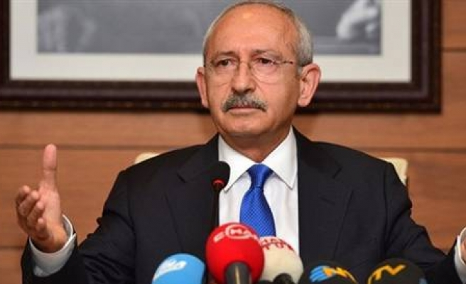 Turkish opposition leader: Turkey in 'state crisis'