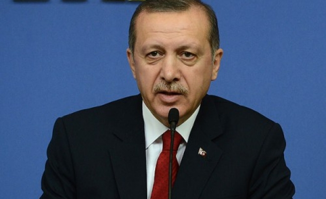 Explosion on Turkey-Syria border not retaliation, Erdogan says