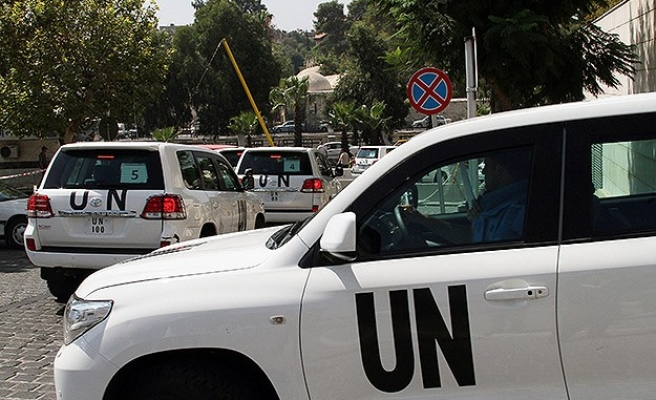 UN looking into seven chemical weapons use in Syria