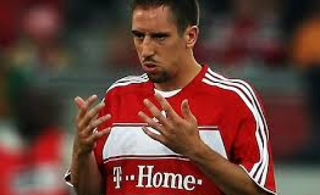 Franck Ribery: Islam has strengthened me