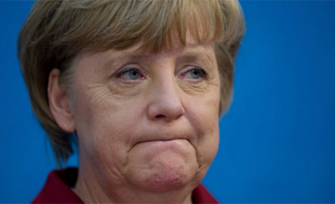 Merkel seeks a 'strong' coalition partner