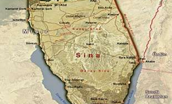 3 soldiers wounded in Sinai blast