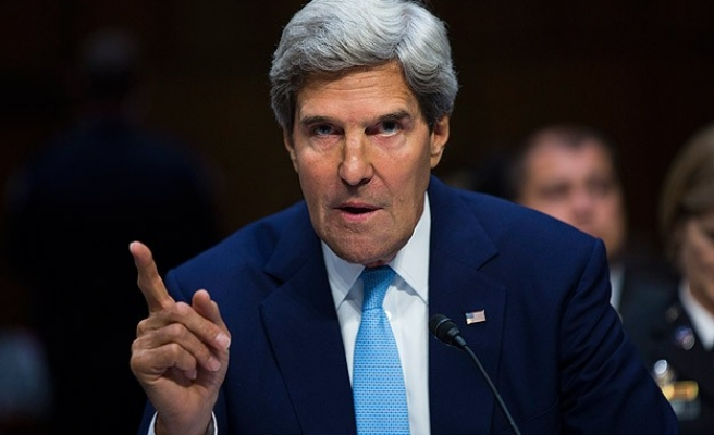 Kerry: Israeli-Palestinian talks face difficulties
