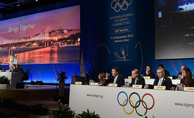 IOC President says future Olympic bid from Turkey welcome
