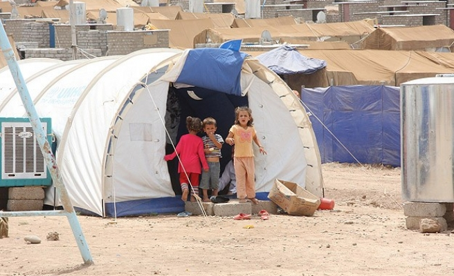 UK to give additional £100m aid to Syria