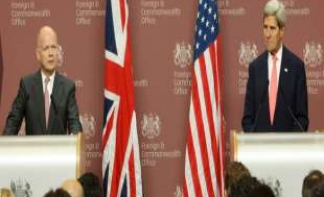 UK and US praise each other for Iran nuclear deal