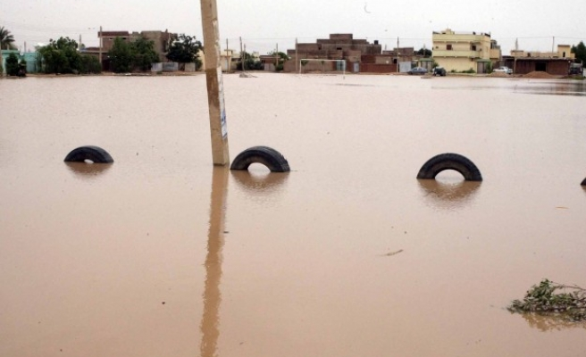 Twelve dead, 36,000 homeless in Niger flooding