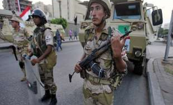 Israeli security official arrives in Egyptian capital