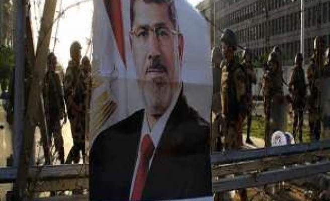 Morsi denies sending money to Gaza