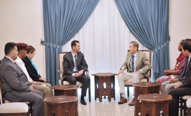 Syria, Russia to discuss peace conference Monday