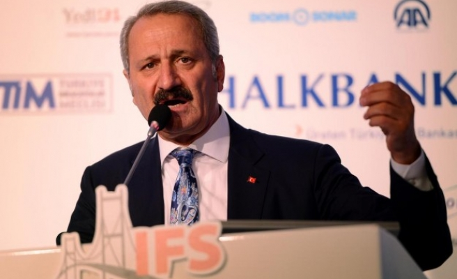 Economy Minister: EU in 'losing position' without Turkey