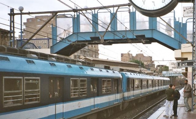 Egypt's trains resume work after 45-day