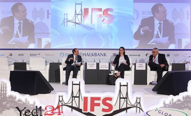 Istanbul summit hosts leaders of global finance