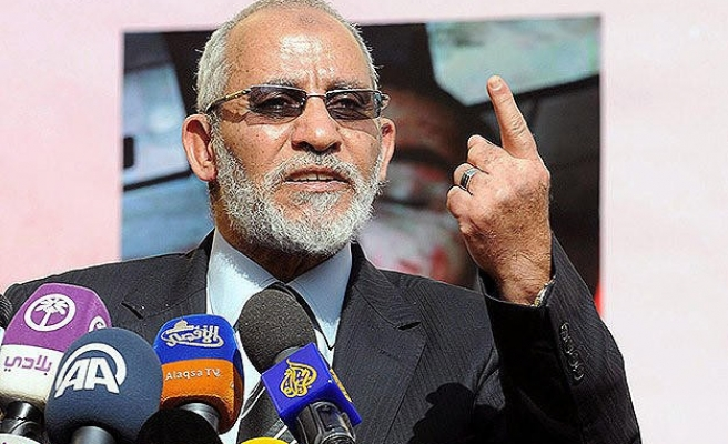 Egypt Brotherhood leader and 682 others put on trial
