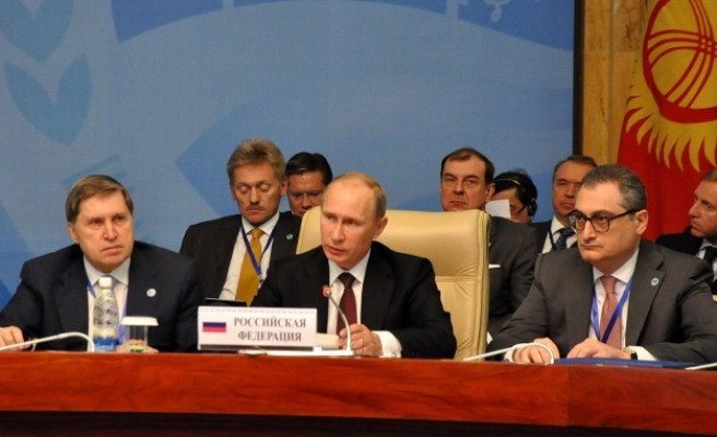 Collective Security Treaty Organisation gathers in Russia's Sochi