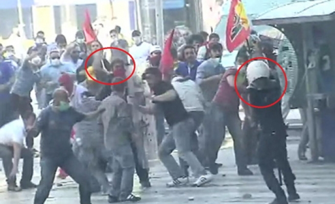 Case of Gezi Park protester delayed due to tension