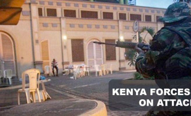 Kenya forces close in on attackers-LIVE