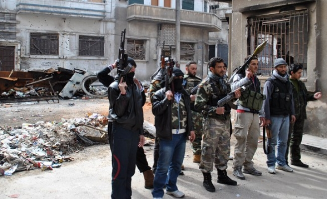 Syrian rebel commander warns of emerging warlords