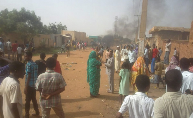 Thousands protest in Sudan against lifting of fuel subsidies