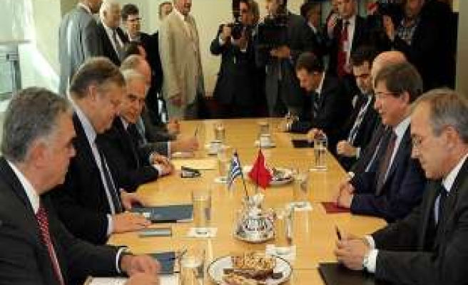 Turkey and Greece agree on reciprocal visit over Cyprus issue