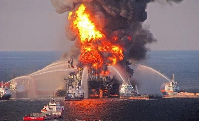 Gulf of Mexico oil spill caused lesions in fish -scientists