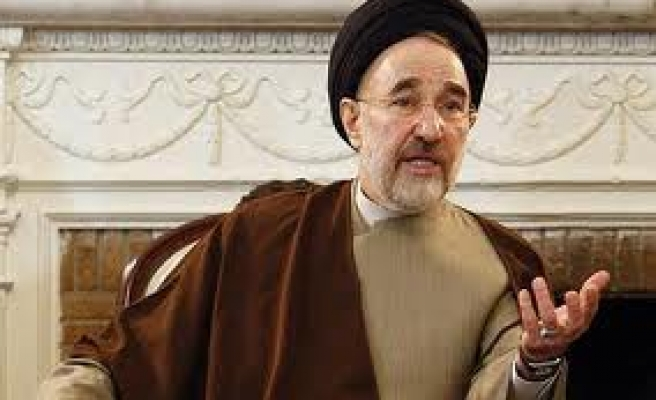Ex-Iranian president Khatami urges release of political prisoners