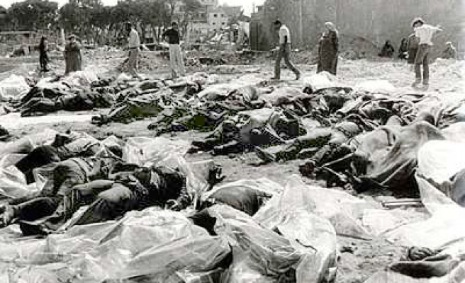 31 years of waiting for justice in Sabra and Shatila