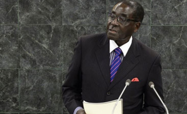 Mugabe denounces 'evil machinations' in Zimbabwe