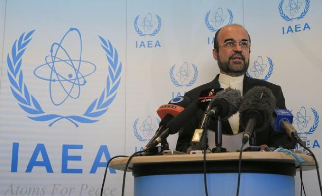 Iran meeting with IAEA today