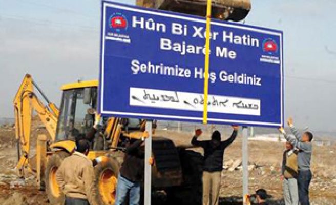 Turkey to lift ban on alphabetic letters