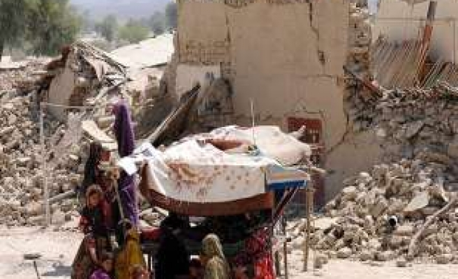 Pakistani army personnel killed during relief operation