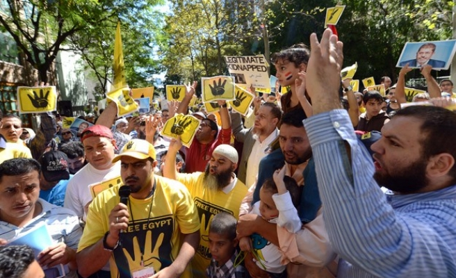 Tension between Egyptian groups emerge in New York
