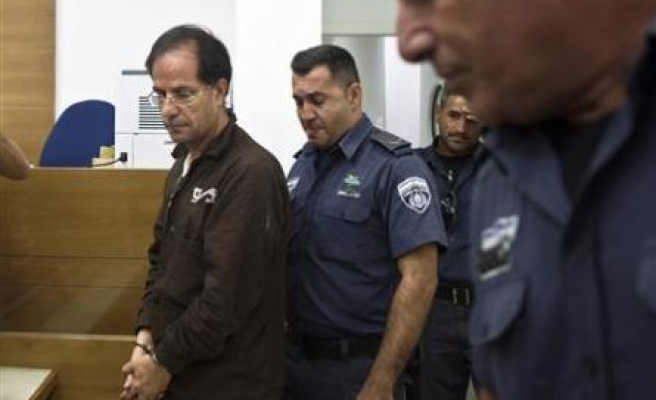 Suspected Iranian spy appears in Israeli court