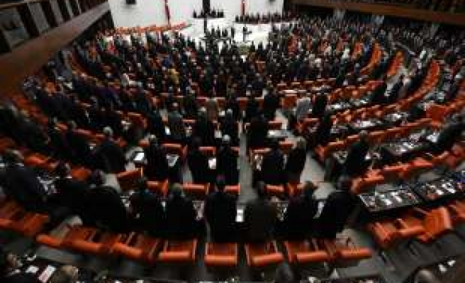 Turkey lifts ban on trousers for women MPs