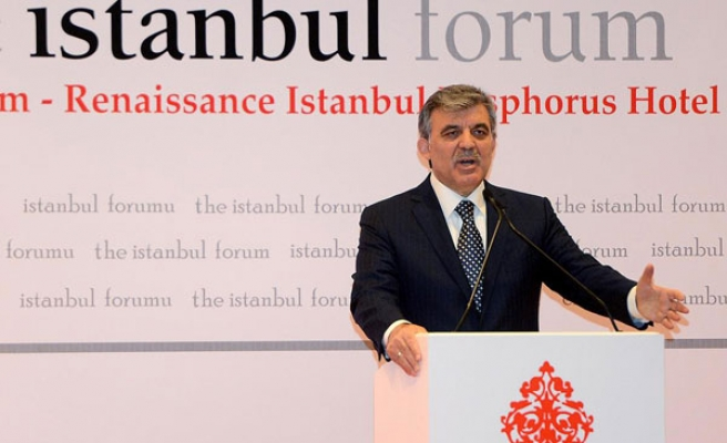 Turkish president calls for more cooperation with neighbors